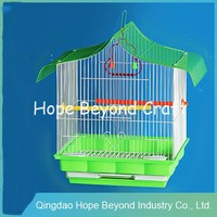 Pet cages machine manufacturing outdoor iron bird cage