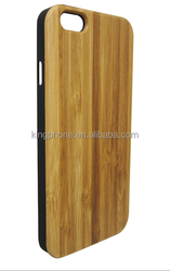 bamboo cover for iphone 6, for iphone 6 wooden case,handmade cover case for iphone 6