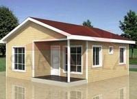 china supplier prefab villa house mobile home