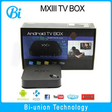 support mp3/aac/wma/rm/flac/ogg audio format best android tv boxes