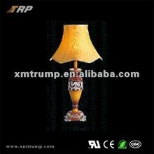 Modern house design interior decoration copper table lamp