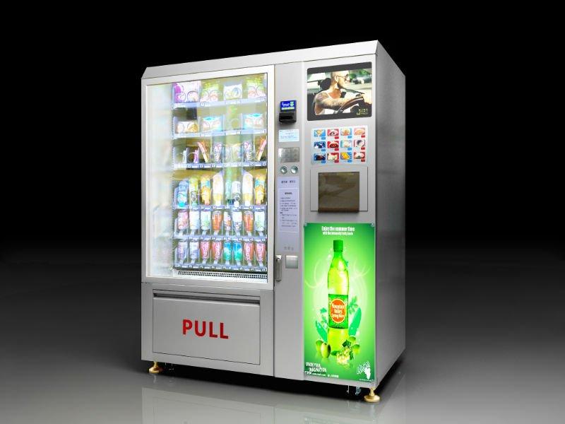 vending machine hacks