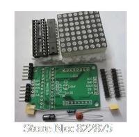 Активные компоненты China 5pack/max7219 DIY MCU s MAX7219 Dot Led Matrix Module diy Assorted kit