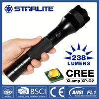 STARLITE 240 lumens 8Hz flash hot sales flashlight accessory