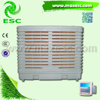 CE 3phase swamp air conditioning duct plastic evaporative air cooler