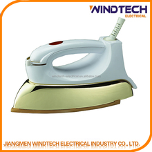 hot sell 2015 new products WINDTECH electric household best dry iron for sale