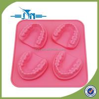 frozen smiles false teeth ice cube tray
