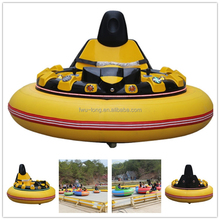 Newest Low Price UFO Electric Dodgem Bumper Cars, Adult&Kids Coin Operated Inflatable Battery Bumper Cars for Sale