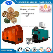 Trade Assurance security customized industrial biomass dryer steam boiler