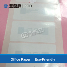 2015 Design rfid stickers in WUXI China