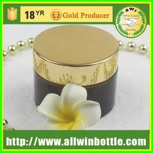 15g glass cosmetic jar glass sample jar cosmetic container