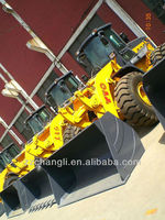 Attention!!! 3T wheel loader (3000kg+Cummins engine+Joystick control+Electrolic control gear shift)