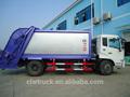 dongfeng 12000l nueva china camión compactador de basura precio