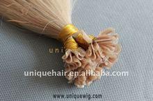 Italian keratin u tip hair extension