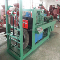 full automatic waste tire recycling rubber powder machine used to make rubber powder / granule