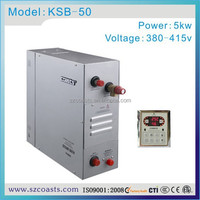 Electric 5KW 220V steam generator for commercial use