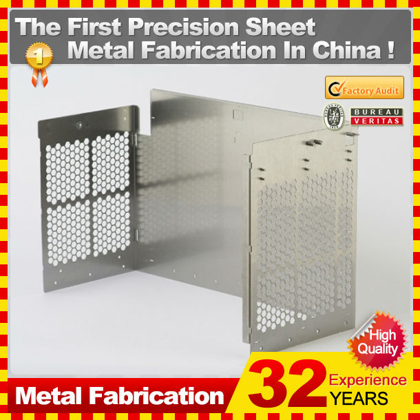 Professional Custom Sheet Metal Fabrication with 32-Year Experience