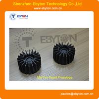 cnc black anodizing 7075 aluminium