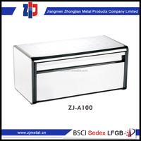 High Quality Stainless Steel Bread Storage Bin