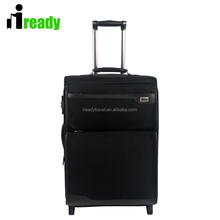 20''/24''/28''/32'' 4 piece soft travel trolley luggage set with hotselling
