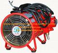 200mm 110v a prueba de explosiones ventilaton portátil ventilador