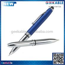 Led light stylus pen,led light touch pen,led light pad pen