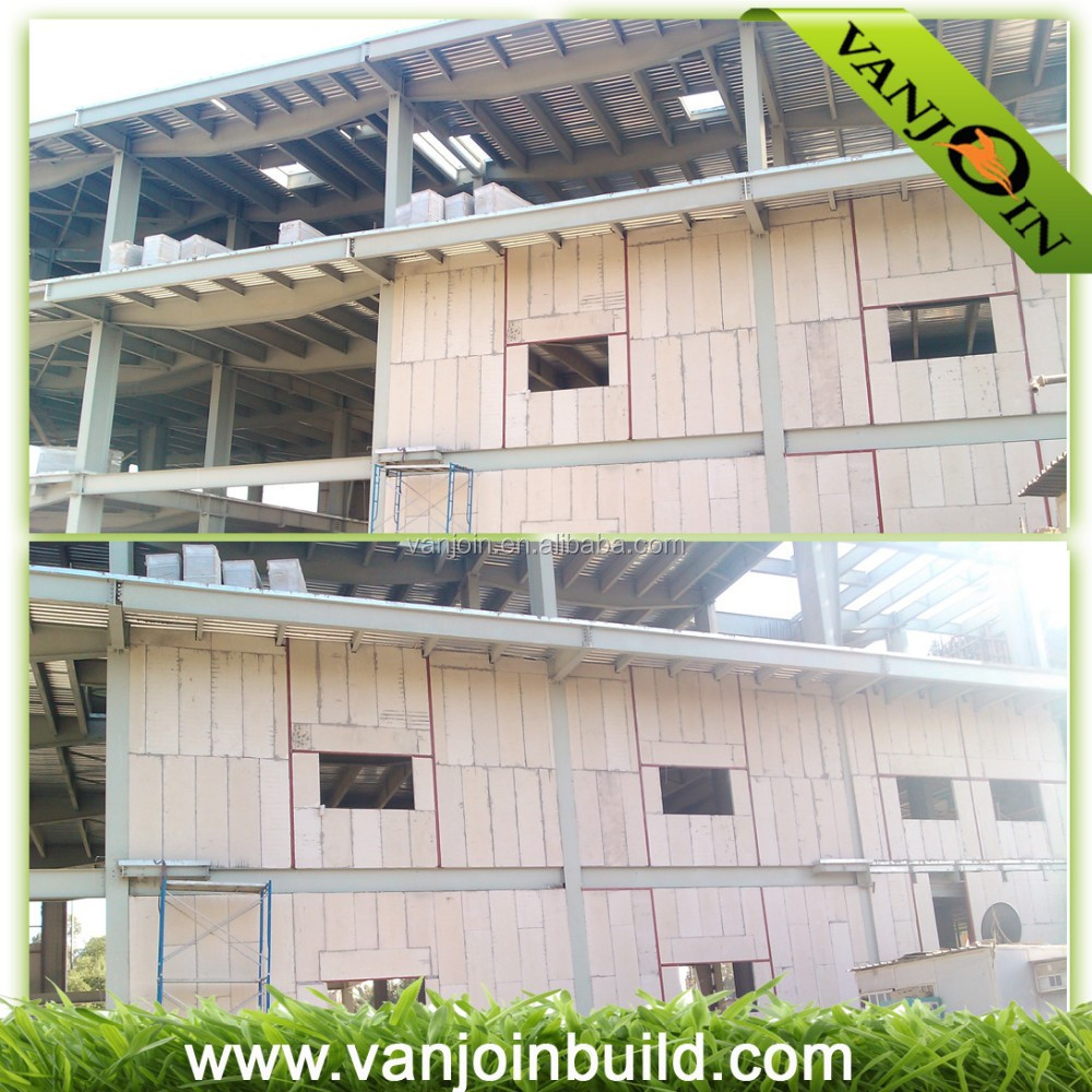 Myanmar Prefabricated Interior Partition Wall Panels