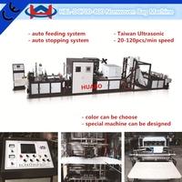 HUABO MACHINERY ultrasonic non woven bag forming machine