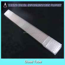 Customized Soda Lime Glass Tube Manufacturer