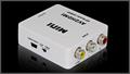 1080p MINI AV al convertidor de HDMI