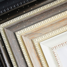 High Quality Italy design wood effect Wall decorative for Mirror frame ,art frame and photo frame mouldings