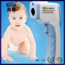 High accuracy non-touch digital infrared thermometer for body temperature testing