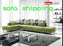 container shipping for sofa with door to door service ------Lucy