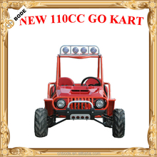 Double Seats 110cc Go Kart for sale with air cooling 110CC Engine(MC-408)