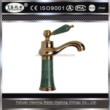 New design ceramic cartridge brass wash basin faucet/taps and mixers