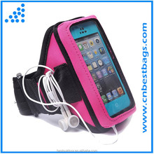armband arm bag mobile phone bag arm belt armband for iphone 6