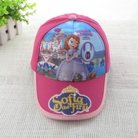 Small Business Ideas Princess Sofia Birthday European Style Hat Cap