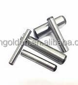 4mm Dowel Pins - Hardened & Ground