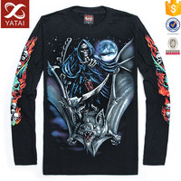New Design Heat Transfer Images T-shirt