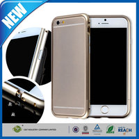 C&T Hard Metal Aluminium Alloy Bumper Frame Case for Apple iPhone 6 4.7-inch 2015
