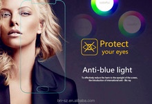 blue light cut/uv printer glass screen protector for mobile accessories