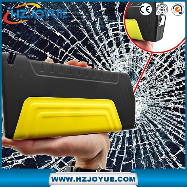Top Vente Produits Portable Jump Starter Sécurité Marteau D'urgence Portable 12 v/24 v Auto Jump Starter