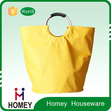 2015 Popular Luxury Quality Advantages Price Customised Felt Factory Driect Sale Laundry Bag Hanging