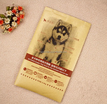 best selling composite material dog food packing bags made in china