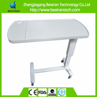 hospital bed patient hospital table