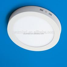 AC 85-277V slim dpanely led light for housing living room ul surfaced