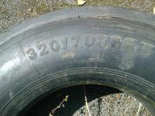Truck Tyre tire scrap