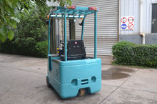 The famous brand Mima banyitong hefei factory Mini type small turning 3-wheel electric forklift truck TKA model load 1.0T~1.5T
