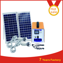 12W solar panel 3W LED light portable solar power energy system for home indoor hot sale Saudi Arabia