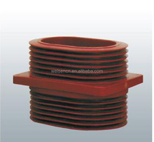 24KV Switchgear Epoxy Resin Busbar Bushing